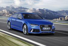 Audi RS6 et RS7 Performance : plus de 600 ch !