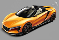 Honda ontwikkelt elektrische sportwagen