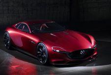 Mazda RX-Vision : le retour du rotatif