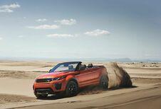VIDÉO | Range Rover Evoque Cabriolet : prendre le soleil hors piste