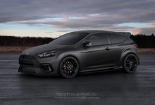Ford Focus RS500 wordt de allersnelste hot-hatch