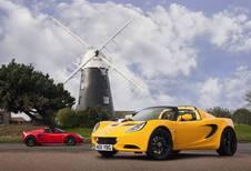 Lotus Elise Sport et Elise Sport 220 : petit régime