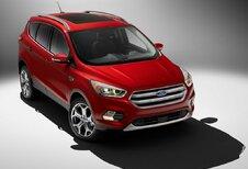 Ford Escape : restylage en vue pour le Kuga chez nous
