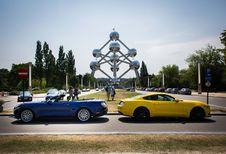 1000 Mustang commandées en Belgique et au Luxembourg