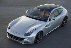 Ferrari FF : hybride à l'horizon