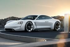 Porsche gaat overschakelen op elektriciteit #1