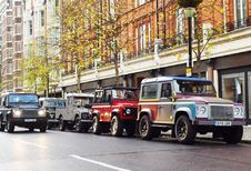 Futur Land Rover Defender: 5 variantes, pas moins