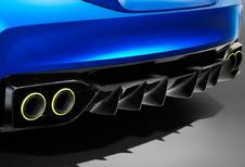 Nieuwe Subaru Impreza WRX STI gaat hybride
