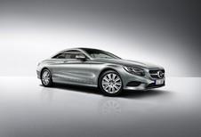 Mercedes S-Klasse Coupé nu ook als 367 pk sterke S400