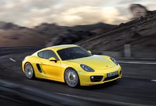 Porsche Boxster et Cayman : elles seront 718