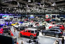 Ne ratez rien du Salon de l'Auto 2017, grâce à notre plan interactif