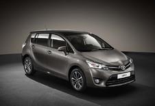 Toyota Verso : discrète mise à jour