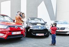 Les voitures familiales VAB de l'année 2016 avec une victoire surprise