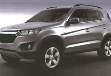 Chevrolet Niva : nouvelle génération sans Lada