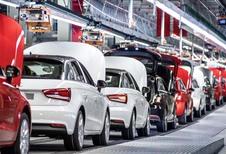 Encore plus de 100.000 A1 chez Audi Brussels en 2016