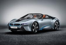 BMW i8 Spyder, X7 en Mini Hybride op komst