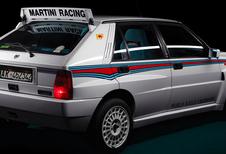 Lancia Delta Integrale aux enchères