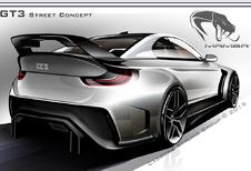 Mamba GT3 Street Concept is waanzinnige BMW M4