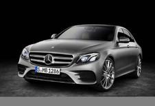 BREAKING NEWS – La nouvelle Mercedes Classe E s'échappe sur la toile