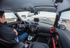 Kia part à la conquête de la voiture autonome