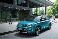 Salon auto de Bruxelles 2016: les nouveautés chez Suzuki