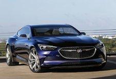 Buick Avista Concept: een idee voor Opel? #1