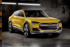 Audi h-Tron Quattro: waterstof in 2020 #1