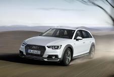 Audi A4 Allroad: de A4 Avant trekt zijn broekspijpen op