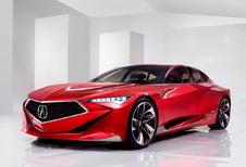 Acura pronkt met bangelijk mooie Precision Concept