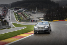 Rolls-Royce Wraith « Spa-Francorchamps Edition » : unique