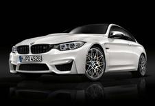 BMW : un Performance Package pour les M3 et M4