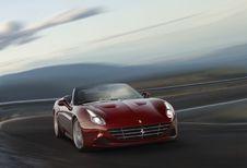 Ferrari California T affûtée au pack Handling