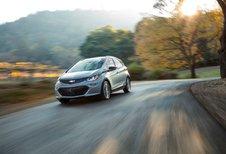 La Chevrolet Bolt en Opel Blitz chez nous