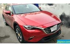 Mazda : le CX-4 se dévoile