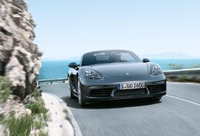 VIDEO - Porsche 718 Boxster: viercilinder turbo