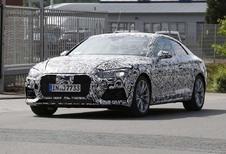 Audi A5 Coupé : en 2017