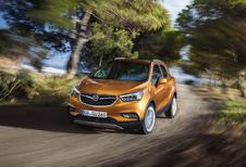 Opel Mokka wordt Mokka X