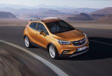 Opel Mokka X : changement de nom