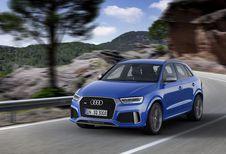 Audi RS Q3 Performance: een extraatje voor Genève