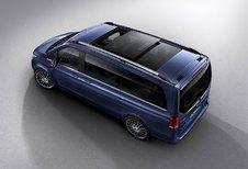 Mercedes V-Klasse Exclusive: luxueuze eenvolumer