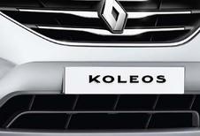 Renault : le successeur du Koleos arrive en 2016