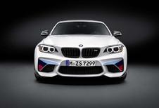 BMW M2: nu ook met M Performance-opties