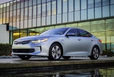 Nieuwe Kia Optima ook als (plug-in)hybride