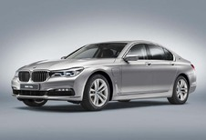 BMW 740e iPerformance : hybride et rechargeable
