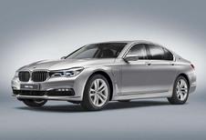BMW 740e iPerformance : hybride et rechargeable