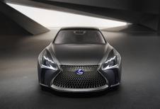 Een Lexus op waterstof in 2020 #1