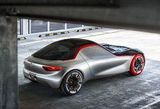 Opel GT Concept: zoals KITT