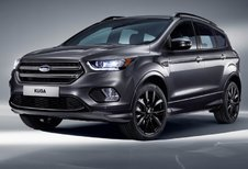 Ford Kuga : facelift au salon du GSM de Barcelone