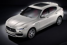 Maserati Levante : images officielles