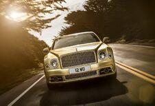 Bentley Mulsanne : la gamme passe en triplette